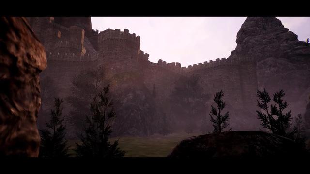 Phấn khích với The Witcher phiên bản thực tế ảo cực đỉnh - Ảnh 3.
