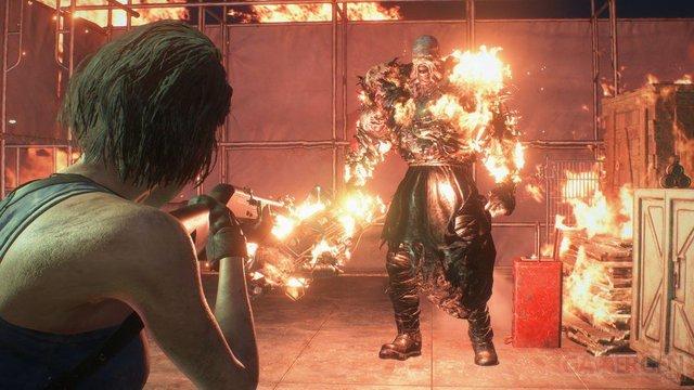 Rợn người với các loại quái vật vừa được tiết lộ trong Resident Evil 3 remake - Ảnh 1.