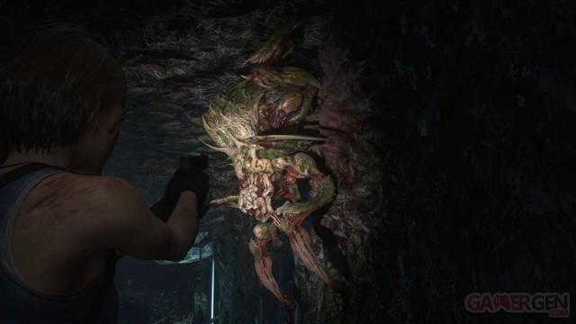 Rợn người với các loại quái vật vừa được tiết lộ trong Resident Evil 3 remake - Ảnh 7.