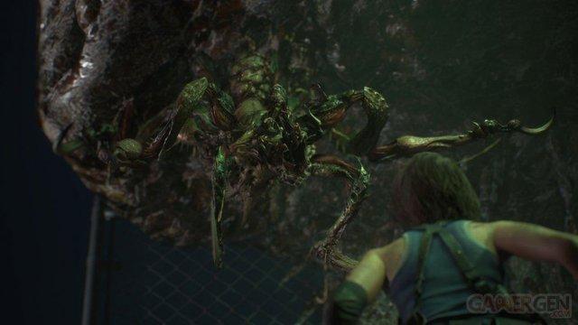 Rợn người với các loại quái vật vừa được tiết lộ trong Resident Evil 3 remake - Ảnh 8.