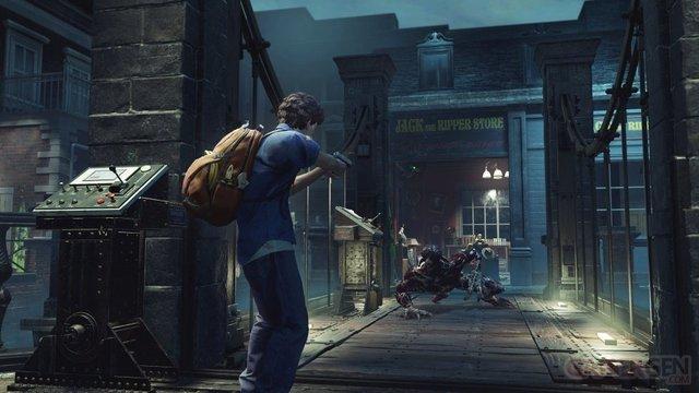 Rợn người với các loại quái vật vừa được tiết lộ trong Resident Evil 3 remake - Ảnh 10.