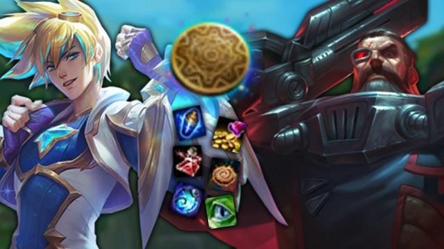 Game thủ khám phá ra sức mạnh thật của Ornn - Ông ta có thể hack 3000 vàng chỉ với việc đạt cấp 12 - Ảnh 2.