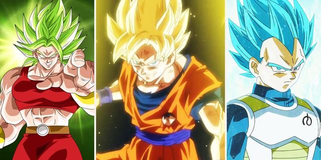 Dragon Ball: Tất tần tật thông tin về chủng tộc chiến binh kiêu hãnh Saiyan - Ảnh 5.