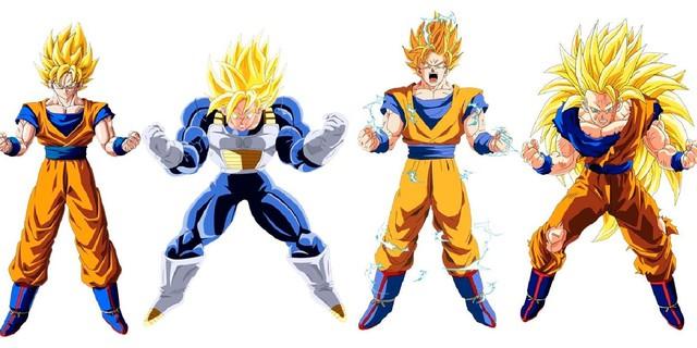 Dragon Ball: Tất tần tật thông tin về chủng tộc chiến binh kiêu hãnh Saiyan - Ảnh 4.