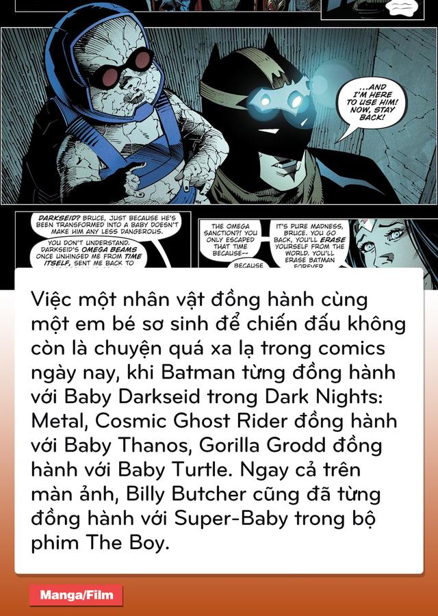 Học tập Batman, Iron Man sẽ lại làm ông bố bỉm sữa trong thời gian tới - Ảnh 8.