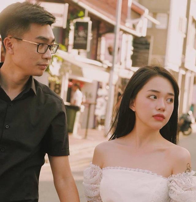 Hot streamer Linh Ngọc Đàm chia tay bạn trai đại gia: Lý do là bất đồng ngôn ngữ - Ảnh 1.