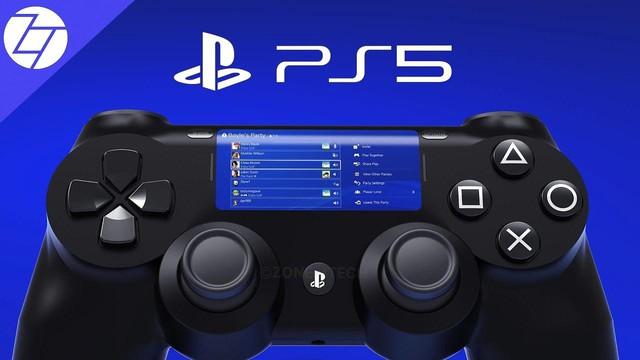 Tay cầm PS5 có thể điều khiển độ khó của game theo nhịp tim người chơi - Ảnh 1.