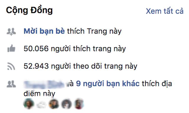 Lập ra chưa bao lâu, fanpage của Nguyễn Văn Dúi đã sở hữu lượng follow khủng