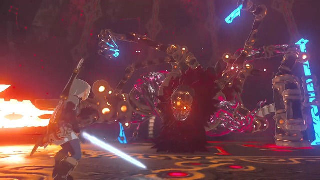Hạ gục boss khủng trong Legend of Zelda: Breath of the Wild chỉ trong vòng 11 giây - Ảnh 1.