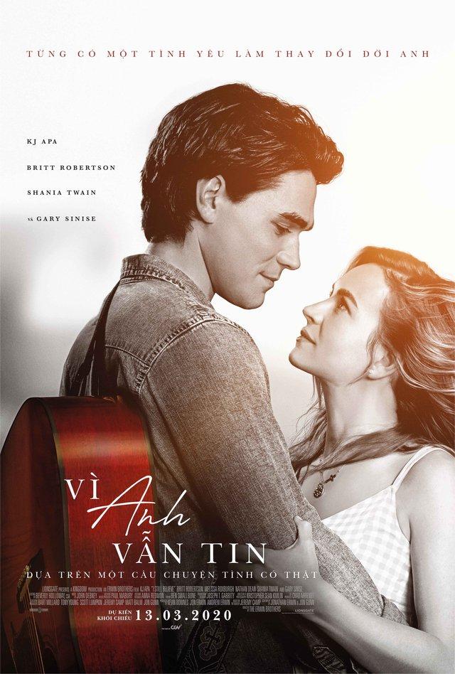 I Still Believe - Câu chuyện tình yêu ngọt ngào giúp thanh niên FA muốn lấy vợ ngay và luôn - Ảnh 1.