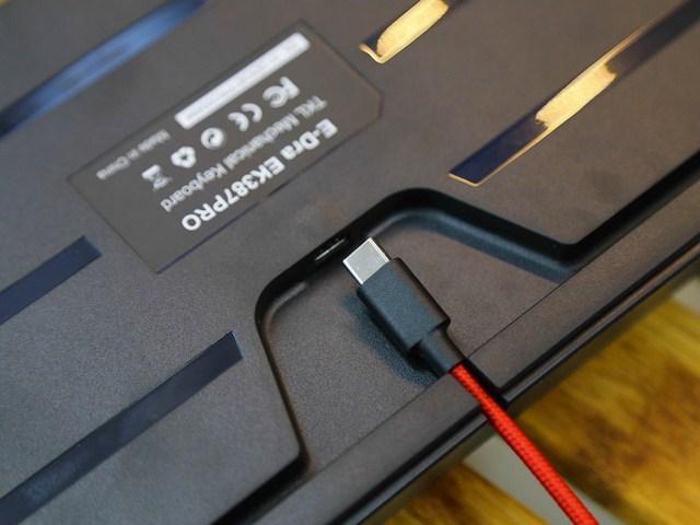 Gõ thử bàn phím cơ gaming E-Dra EK387 Pro: Trông cực chuyên nghiệp nhưng giá chưa tới 1 triệu đồng - Ảnh 5.