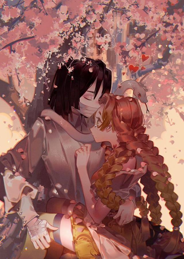 Lặng người khi ngắm bộ ảnh fan art Kimetsu no Yaiba khiến người xem yêu luôn từ cái nhìn đầu tiên - Ảnh 2.