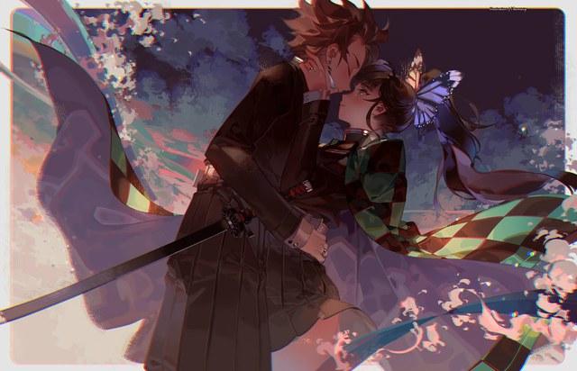 Lặng người khi ngắm bộ ảnh fan art Kimetsu no Yaiba khiến người xem yêu luôn từ cái nhìn đầu tiên - Ảnh 7.
