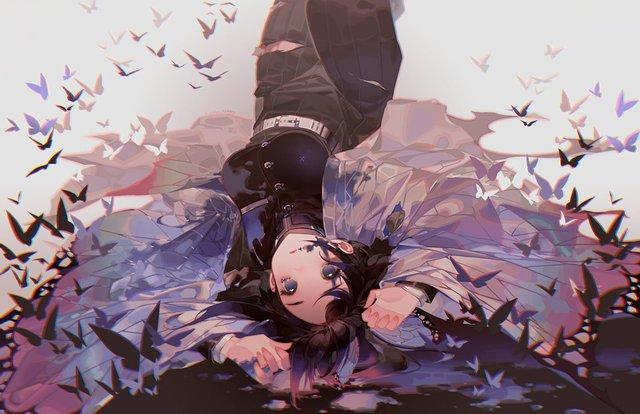 Lặng người khi ngắm bộ ảnh fan art Kimetsu no Yaiba khiến người xem yêu luôn từ cái nhìn đầu tiên - Ảnh 12.