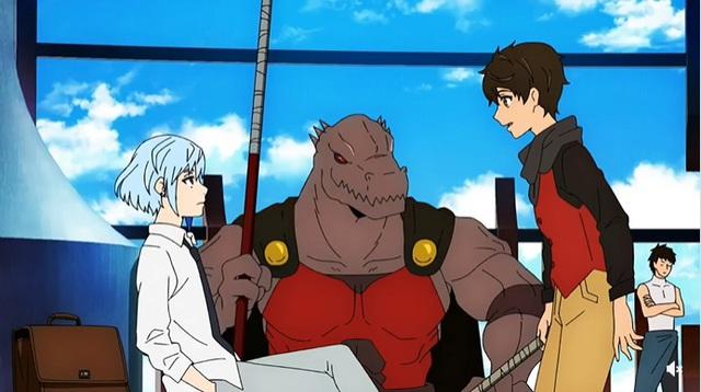 Anime chuyển thể từ webtoon nổi tiếng Tower of God chính thức công chiếu vào tháng 4 năm nay - Ảnh 4.
