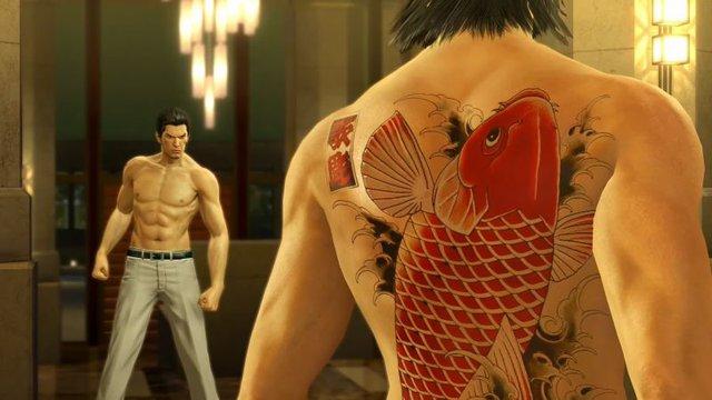 Ý nghĩa của những hình xăm trong tựa game Yakuza - Ảnh 1.