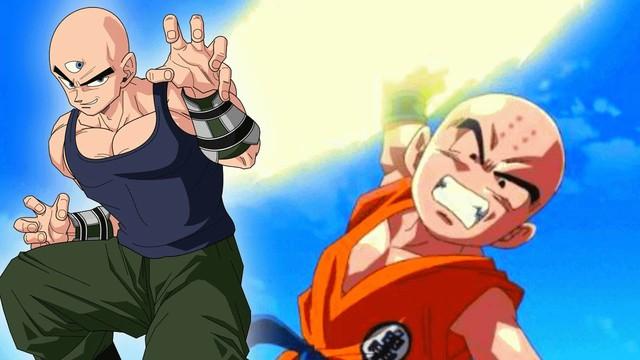 Dragon Ball: 2 chiến binh mạnh nhất Trái Đất Tien Shinhan và Krillin, ai mạnh hơn ai? - Ảnh 5.