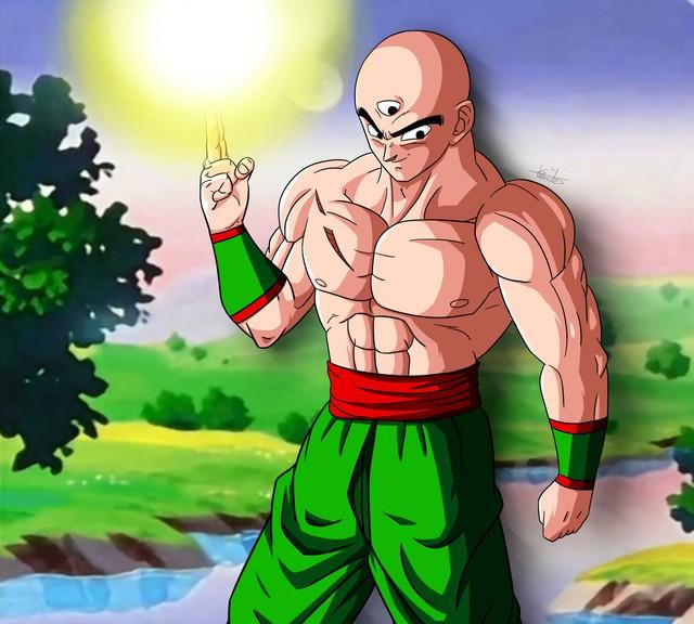 Dragon Ball: 2 chiến binh mạnh nhất Trái Đất Tien Shinhan và Krillin, ai mạnh hơn ai? - Ảnh 3.