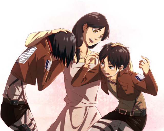 Attack On Titan: 10 cặp đôi dù chẳng bao giờ đến được với nhau nhưng các fan vẫn ra sức gán ghép - Ảnh 7.