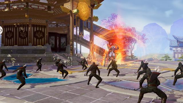 Đột phá giới hạn siêu phẩm đồ họa với MMORPG triệu đô ra mắt đầu năm 2020 - Lãng Tử Kiếm 3D - 13
