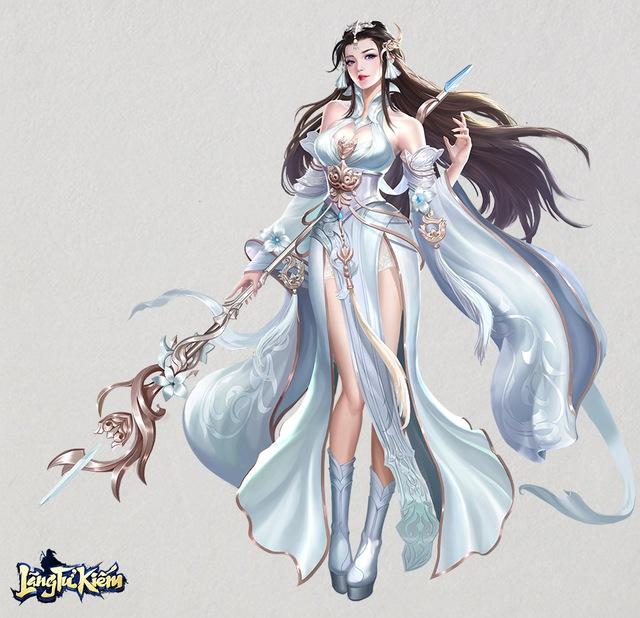 Đột phá giới hạn siêu phẩm đồ họa với MMORPG triệu đô ra mắt đầu năm 2020 - Lãng Tử Kiếm 3D - 12