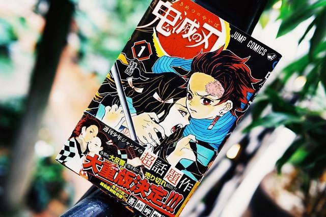 Thanh Gươm Diệt Quỷ: Manga bom tấn mở màn năm 2020 của nhà xuất bản Kim Đồng! - Ảnh 1.