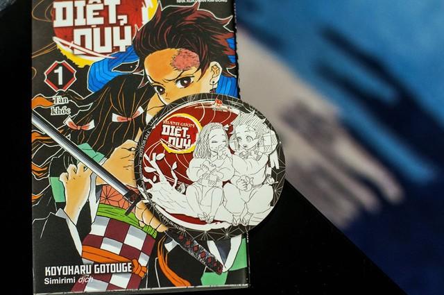 Thanh Gươm Diệt Quỷ: Manga bom tấn mở màn năm 2020 của nhà xuất bản Kim Đồng! - Ảnh 2.