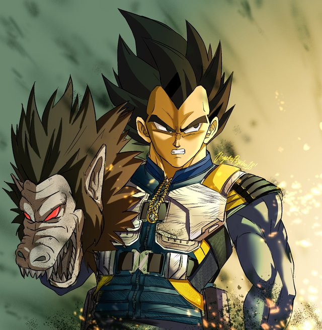 Dragon Ball: Mạng xã hội rầm rộ thông tin về phim riêng của Hoàng tử saiyan Vegeta - Ảnh 2.