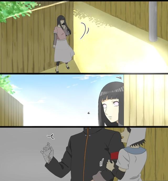 Naruto chủ động tấn công Hinata qua mẩu truyện ngắn lãng mạn của fan - Ảnh 2.