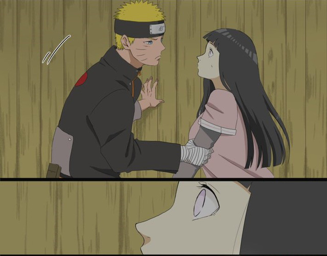Naruto chủ động tấn công Hinata qua mẩu truyện ngắn lãng mạn của fan - Ảnh 5.