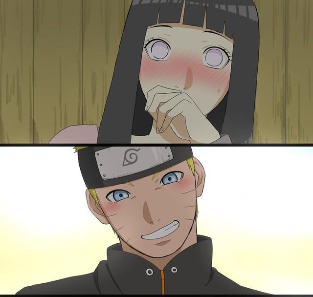 Naruto chủ động tấn công Hinata qua mẩu truyện ngắn lãng mạn của fan - Ảnh 8.