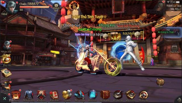 """Đạo Mộ Ký Mobile sẽ dẫn đầu xu thế """"chơi game như xem phim"""" online khi cuộc chiến đồ họa bão hòa - Ảnh 3."""