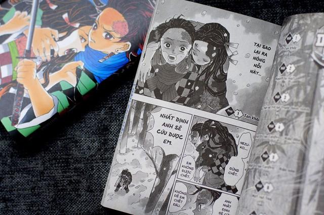 Thanh Gươm Diệt Quỷ: Manga bom tấn mở màn năm 2020 của nhà xuất bản Kim Đồng! - Ảnh 4.