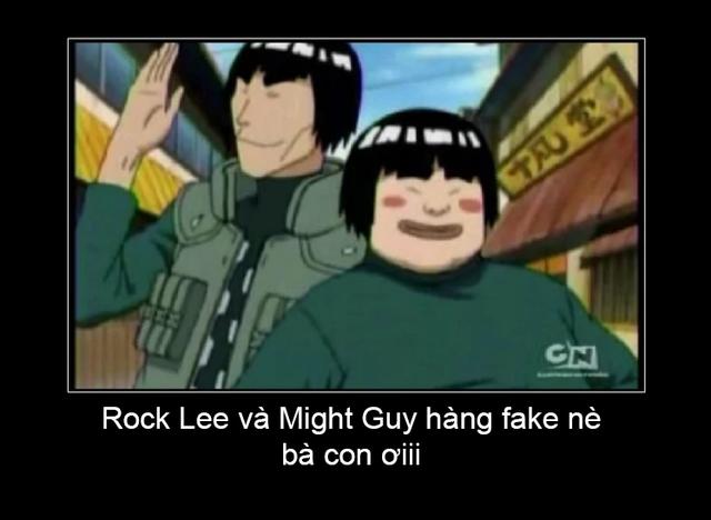 Naruto: Cùng cười thả ga với ảnh chế Might Guy để xua tan chuỗi ngày ảm đạm vì đại dịch Corona - Ảnh 2.