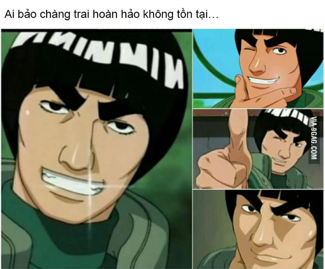 Naruto: Cùng cười thả ga với ảnh chế Might Guy để xua tan chuỗi ngày ảm đạm vì đại dịch Corona - Ảnh 5.
