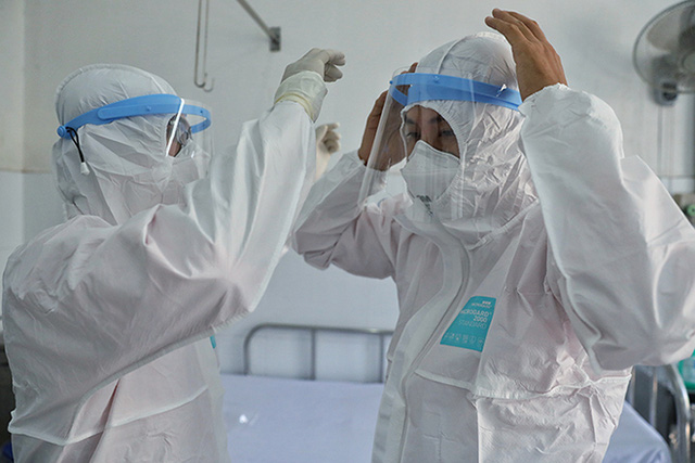 VN phát hiện thêm ca thứ 9 dương tính với virus corona, là một người ở Vĩnh Phúc - Ảnh 1.