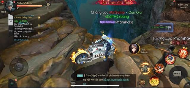 Siêu Vip Bạch Phàm từng bỏ 50 triệu mua xe ảo bất ngờ bị đánh rụng Top 1 bởi game thủ mới nổi trong Đạo Mộ Ký - Ảnh 2.