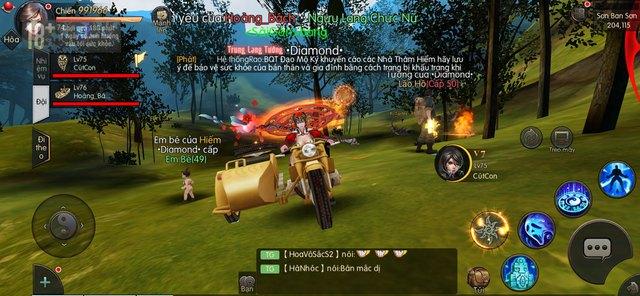 Siêu Vip Bạch Phàm từng bỏ 50 triệu mua xe ảo bất ngờ bị đánh rụng Top 1 bởi game thủ mới nổi trong Đạo Mộ Ký - Ảnh 7.
