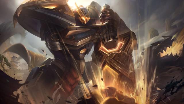 Anh Đan Trường Garen và Amumu bỗng nhiên được Riot Games buff cực mạnh cho bản 10.4 tới - Ảnh 1.