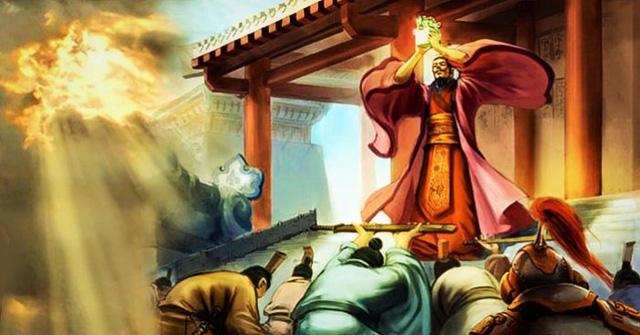 Lữ Nhạc – Ôn thần gieo rắc bệnh tật nguy hiểm trong Phong thần diễn nghĩa - Ảnh 1.