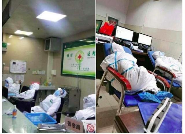 Bác sĩ 28 tuổi đột tử do kiệt sức sau 10 ngày đối phó virus corona - Ảnh 4.