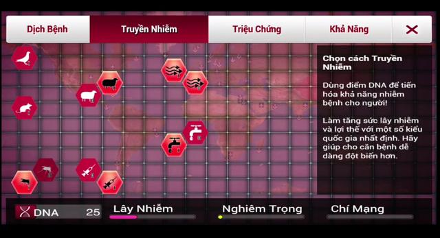 Plague Inc - Game mobile gây sốt mùa dịch Corona đã có bản Việt hóa trên Android - Ảnh 3.