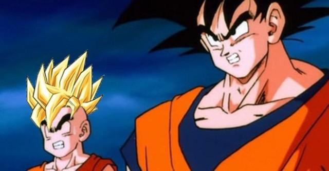 Dragon Ball: Người mạnh nhất Trái Đất Krillin hóa Super Saiyan và mọc tóc tốt um - Ảnh 1.
