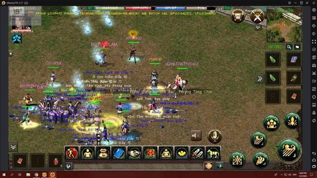 JX1 Huyền Thoại Võ Lâm vừa ra boss Corona, anh em game thủ Việt lũ lượt kéo nhau vào đi săn đông hơn... virus - Ảnh 5.