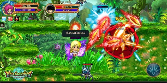 """""""Giết chết game nhập vai chính là chiến lực, cấp Vip"""": Dấu Ấn Rồng tái hiện lối chơi MMORPG chuẩn mực hàng triệu người từng yêu! - Ảnh 3."""