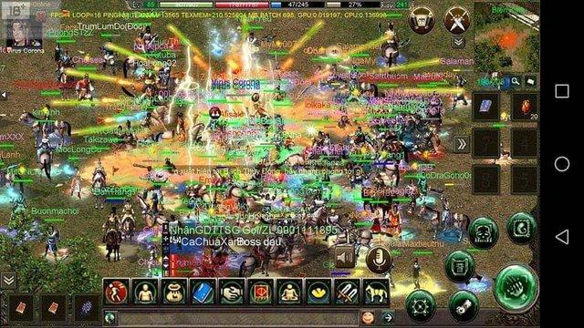JX1 Huyền Thoại Võ Lâm vừa ra boss Corona, anh em game thủ Việt lũ lượt kéo nhau vào đi săn đông hơn... virus - Ảnh 4.