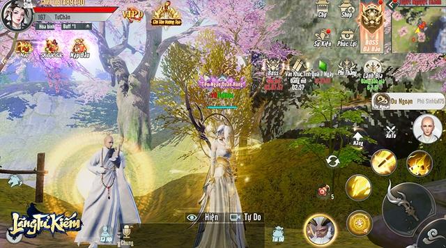 2 triệu KNB/người chơi, hoàn toàn FREE: Mức quà tặng vượt ngoài mong đợi từ Lãng Tử Kiếm 3D trong đợt Alpha Test ngày 12/02 - Ảnh 4.