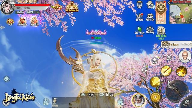 2 triệu KNB/người chơi, hoàn toàn FREE: Mức quà tặng vượt ngoài mong đợi từ Lãng Tử Kiếm 3D trong đợt Alpha Test ngày 12/02 - Ảnh 7.