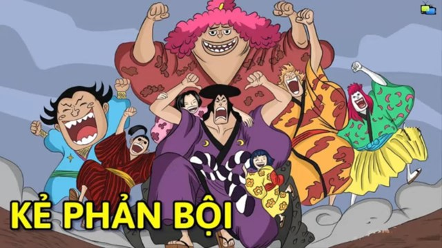 One Piece: Tróc nã ai là kẻ phản bội Oden và tiết lộ kế hoạch của quân phản loạn - Ảnh 1.