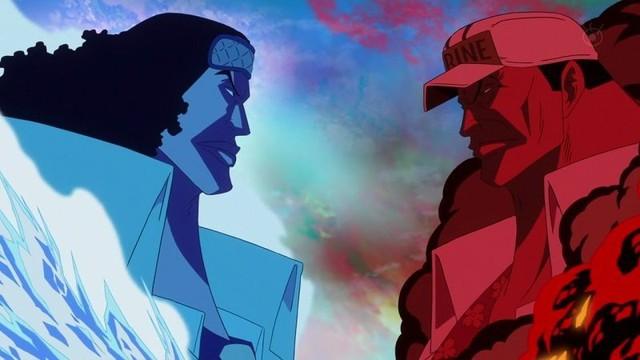 One Piece: 5 lý do chứng minh đô đốc hải quân là địch thủ cực kì nguy hiểm đối với mọi hải tặc - Ảnh 2.